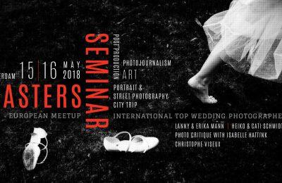 Masters Seminar Amsterdam 15 + 16 May 2018